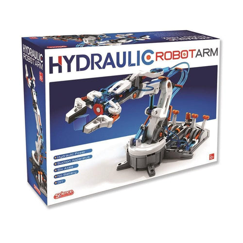 Hydraulic Robot Arm - Little Fenix Australia