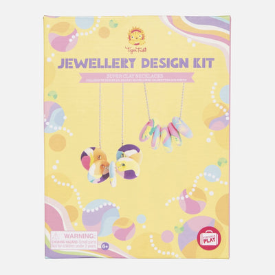 Jewellery Design Kit - Super Clay Necklaces - Little Fenix Australia