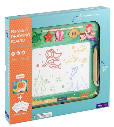 MagicGo Drawing Board - Mermaid - Little Fenix Australia