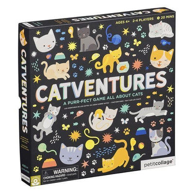 Catventures Game Board - Little Fenix Australia