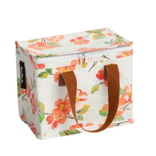 Poly Lunchbox - Society of Wanderers Elma Floral - Little Fenix Australia