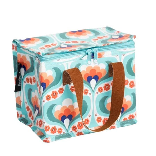 Poly Lunchbox - Society of Wanderers Maude Floral - Little Fenix Australia