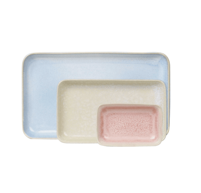 Rectangle Holiday Tray 3 pack - Little Fenix Australia
