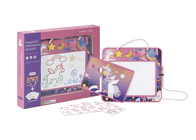 MagicGo Drawing Board - Doodle Unicorn - Little Fenix Australia