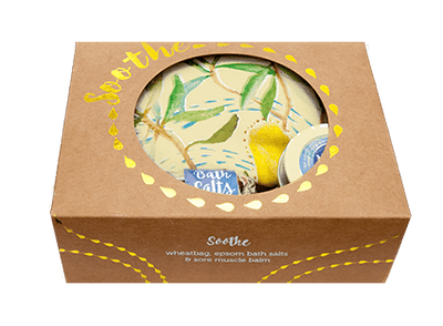 Soothe Gift Pack - Banksia - Little Fenix Australia