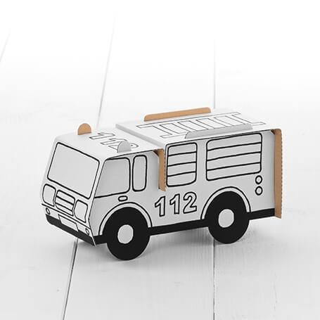 Calafant Fire Engine - Level 1