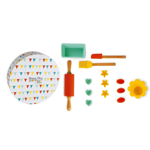 Janod Pastry Set 14 Piece - Little Fenix Australia