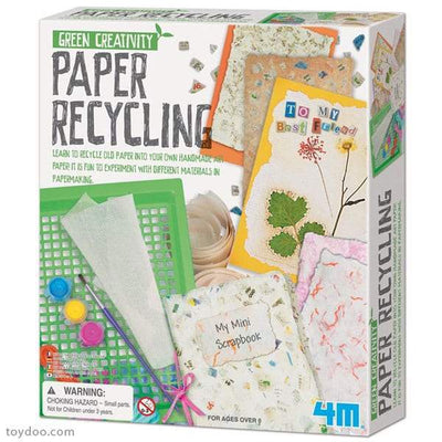 Paper Recycling - Little Fenix Australia