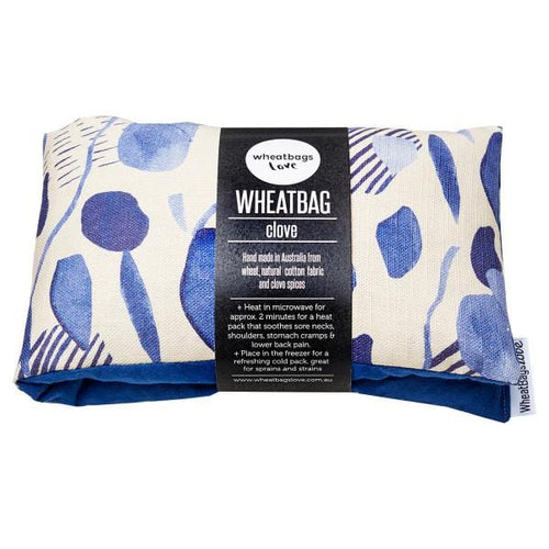 Wheatbag Love Daintree Blue No Scent
