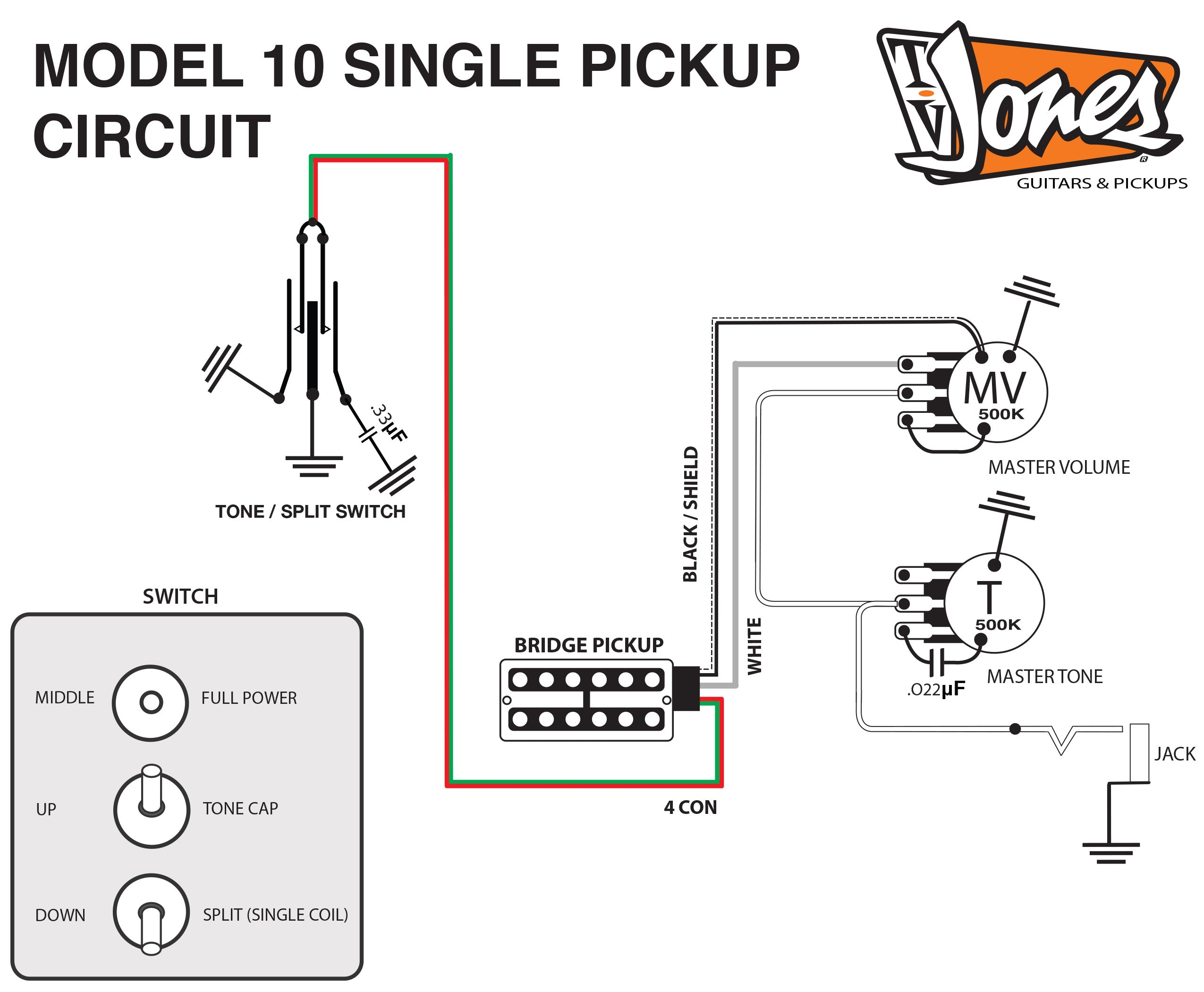 tv jones product dimensions gretsch style wiring diagram gretsch pickup wiring diagram #11
