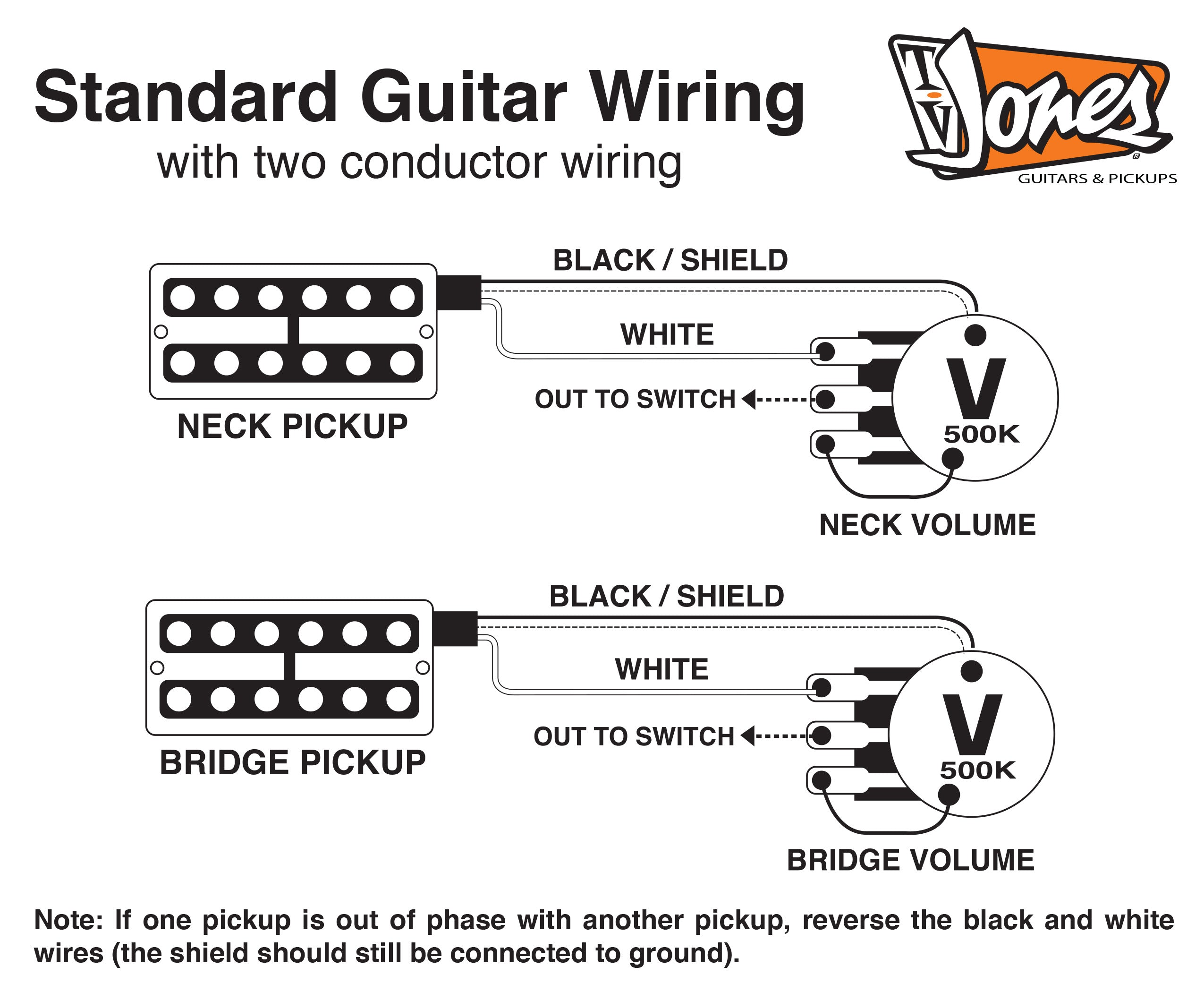 Humbucker Wiring Schematics Tv Jones Product Dimensions Pickup
