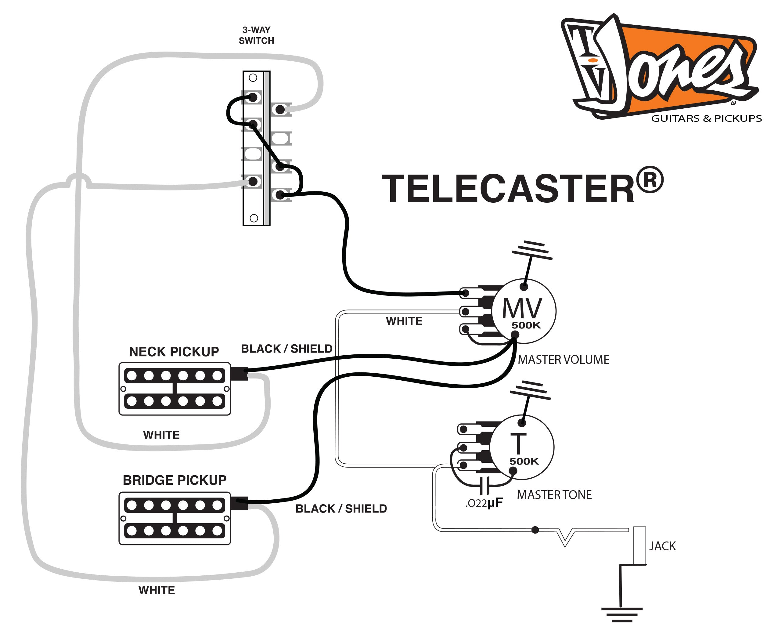 Tv Jones Wiring Pots - Wiring Circuit •