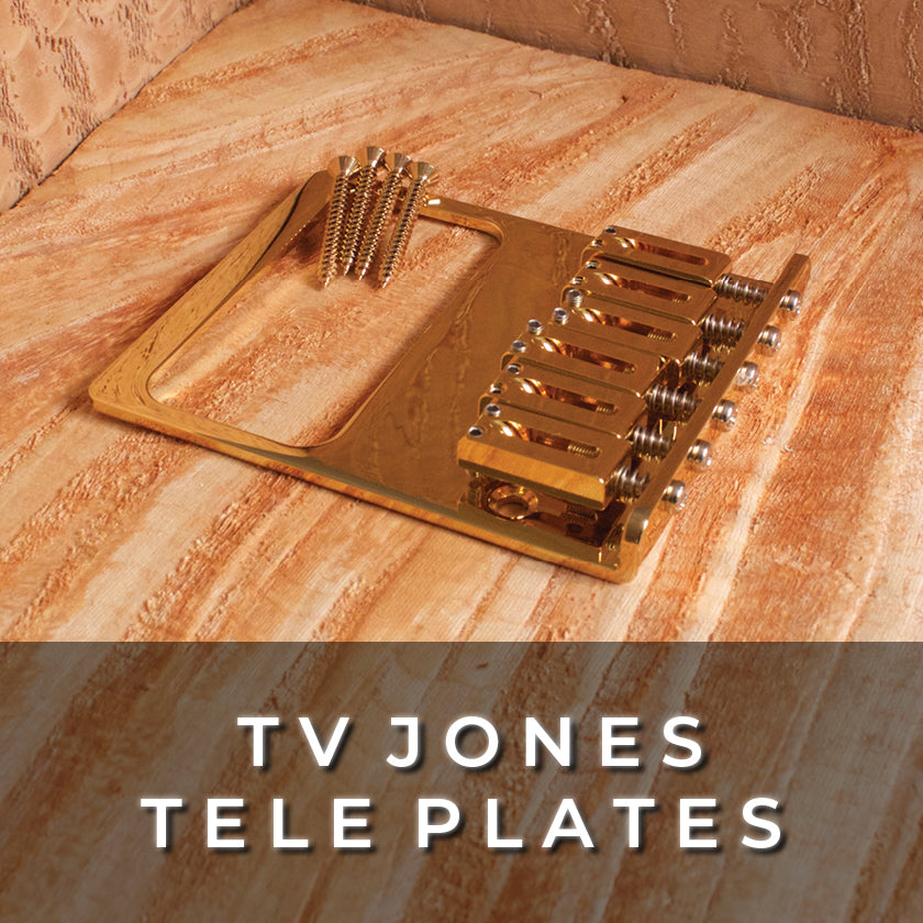 tv jones pickups guitars hardware and more t a k e a l o o k