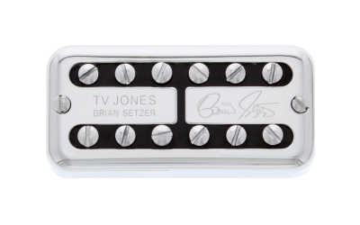 Brian Setzer Signature Neck Pickup - Universal Mount - Chrome