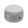 TV Jones Control Knob - Chrome