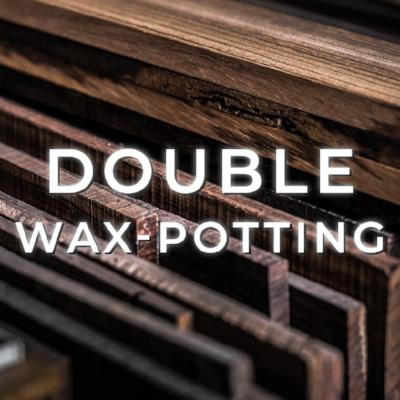 Double Wax Potting for guitar pickups