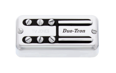 Paul Yandell Duo-Tron Signature Series Pickup Chrome Neck Universal Mount