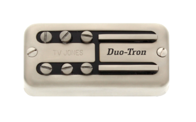 Paul Yandell Duo-Tron Neck Universal Mount - Industrial Velvet