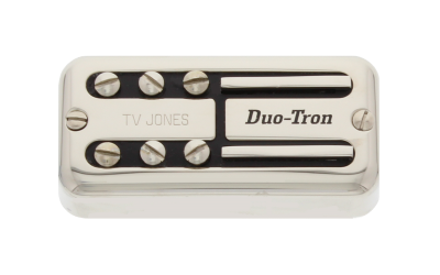 Paul Yandell Duo-Tron Signature Series Pickup Nickel Neck Universal Mount