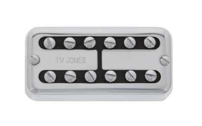 TV Classic Neck - Universal Mount - Chrome
