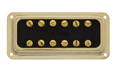 TV Classic Plus Bridge DeArmond Mount - Gold
