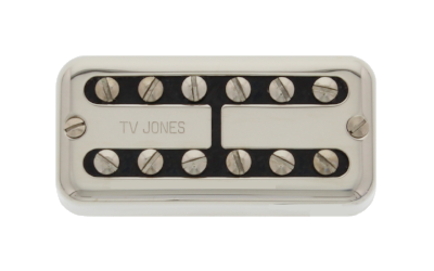 TV Classic Neck - Universal Mount - Nickel