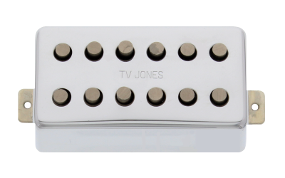 Magna'Tron Humbucker Mount Chrome Neck Pickup