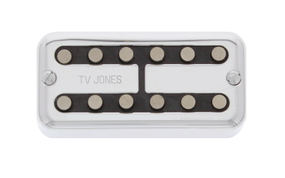 Magna'Tron Bridge Universal Mount Chrome Pickup