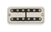 Magna'Tron Bridge Universal Mount Nickel Pickup