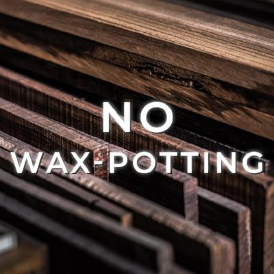 No Wax Potting