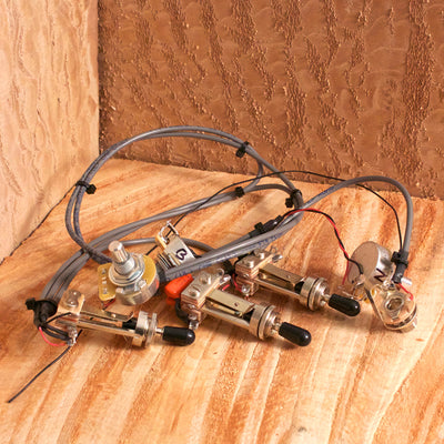 Stand-by Switch guitar wiring harness
