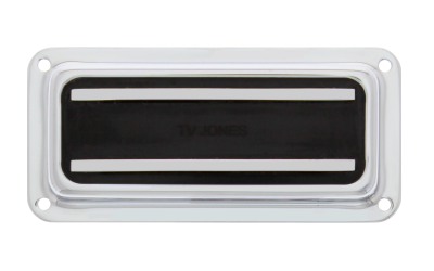 TV Jones Supertron Neck DeArmond Mount - Chrome