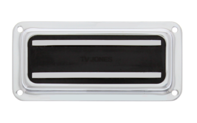 TV Jones Supertron in DeArmond Mount - Chrome