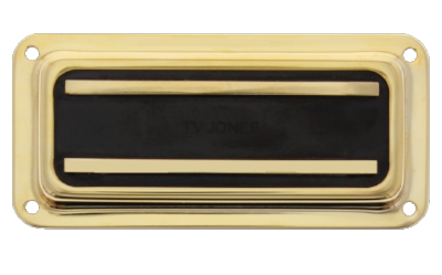 TV Jones Super'Tron in DeArmond Mount - Gold