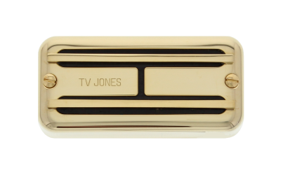 TV Jones Supertron Filtertron Bridge - Gold
