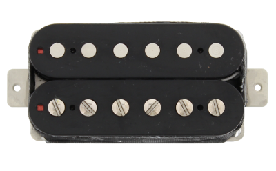 TV Jones Starwood Humbucker - No Cover - Black