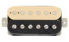 TV Jones Starwood Humbucker - No Cover - Zebra