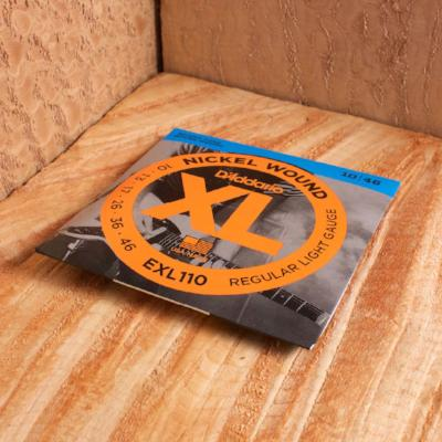 D'Addario XL Strings - Regular Light Gauge