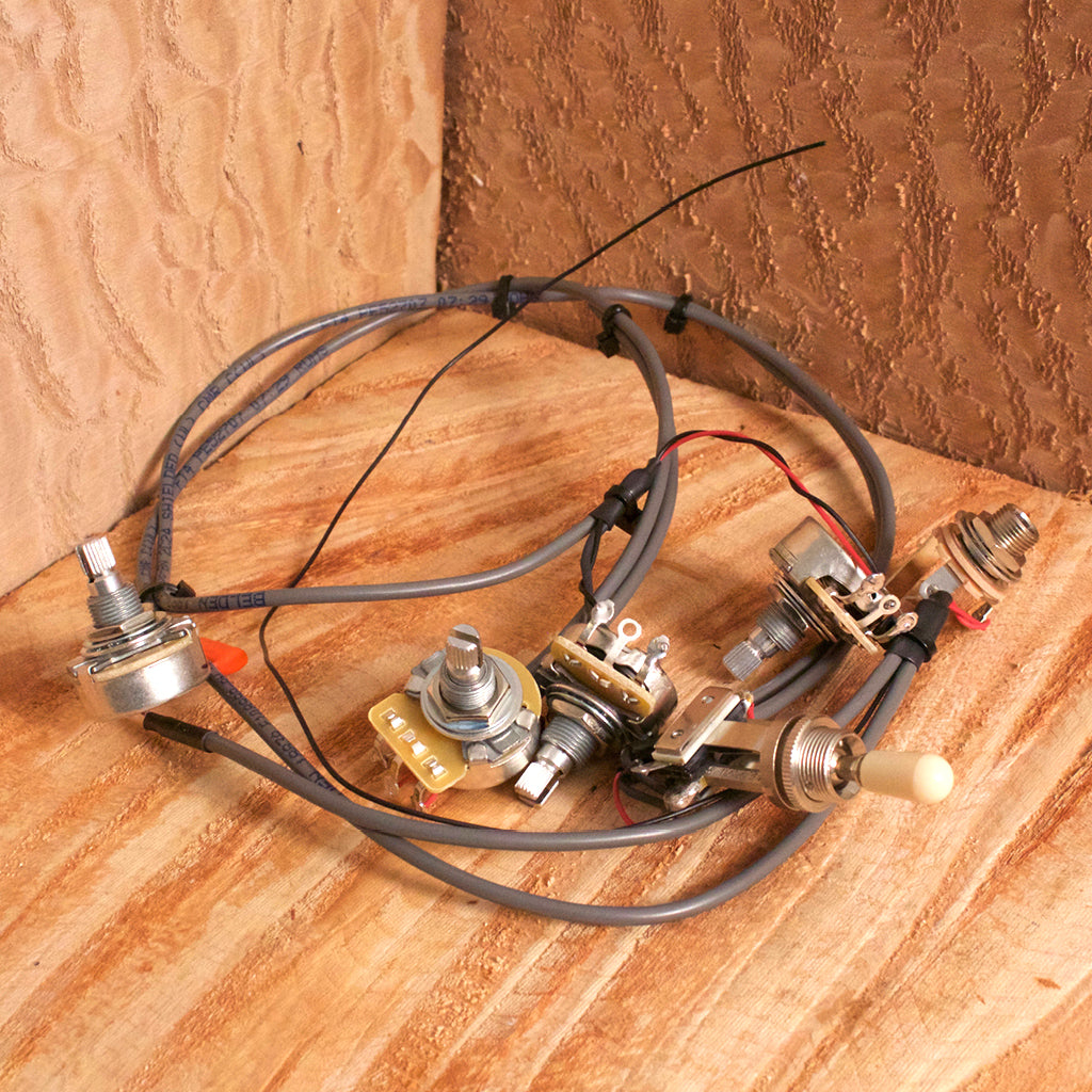 Terrific Tone Pot Harness Tv Jones Inc Wiring Cloud Hisonuggs Outletorg