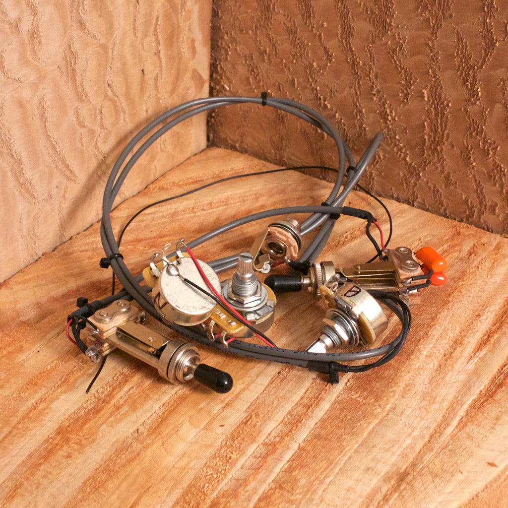 Tone Switch Harness Tv Jones Copper Wire Guitar Wiring