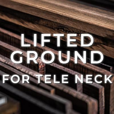 lifted ground for Tele neck pickup