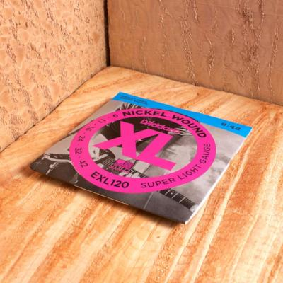 D'Addario XL Strings - Super Light Gauge