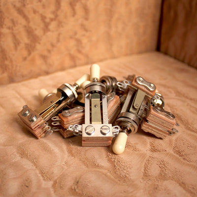 Tone/Standby Switch Switchcraft