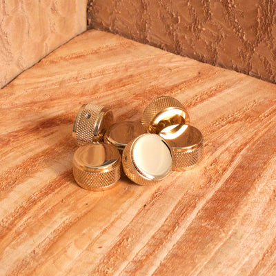 TV Jones Control Knob - Gold
