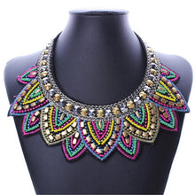 Load image into Gallery viewer, Big Boho Necklace