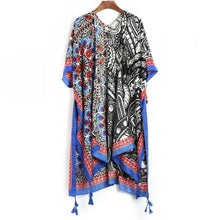 Load image into Gallery viewer, Loose Bohemian Summer Blouse