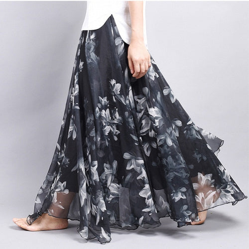 Elegant Summer Skirt