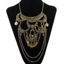 Load image into Gallery viewer, Vintage Collar Statement Necklace