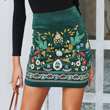 Load image into Gallery viewer, Vintage High Waist Skirt