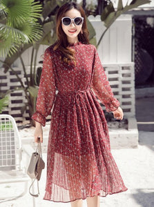 Spring Summer Elegant Dress
